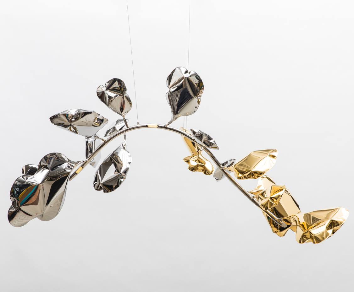 Dominick Leuci's Eques series chandelier, £21,000