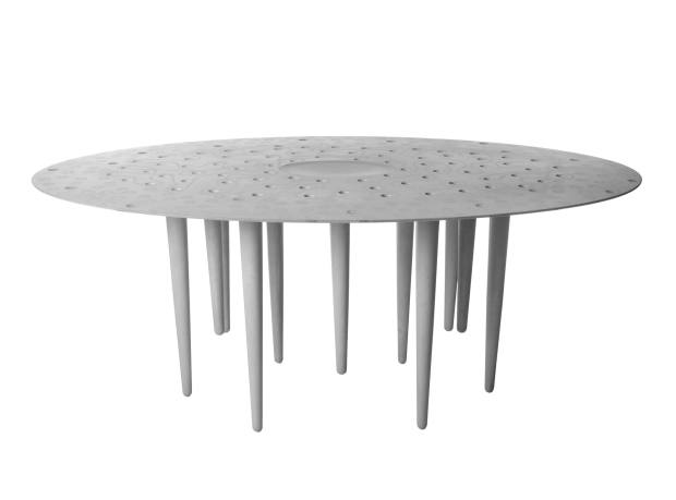 Steuart Padwick UHPC Eye of the Storm table, £9,400