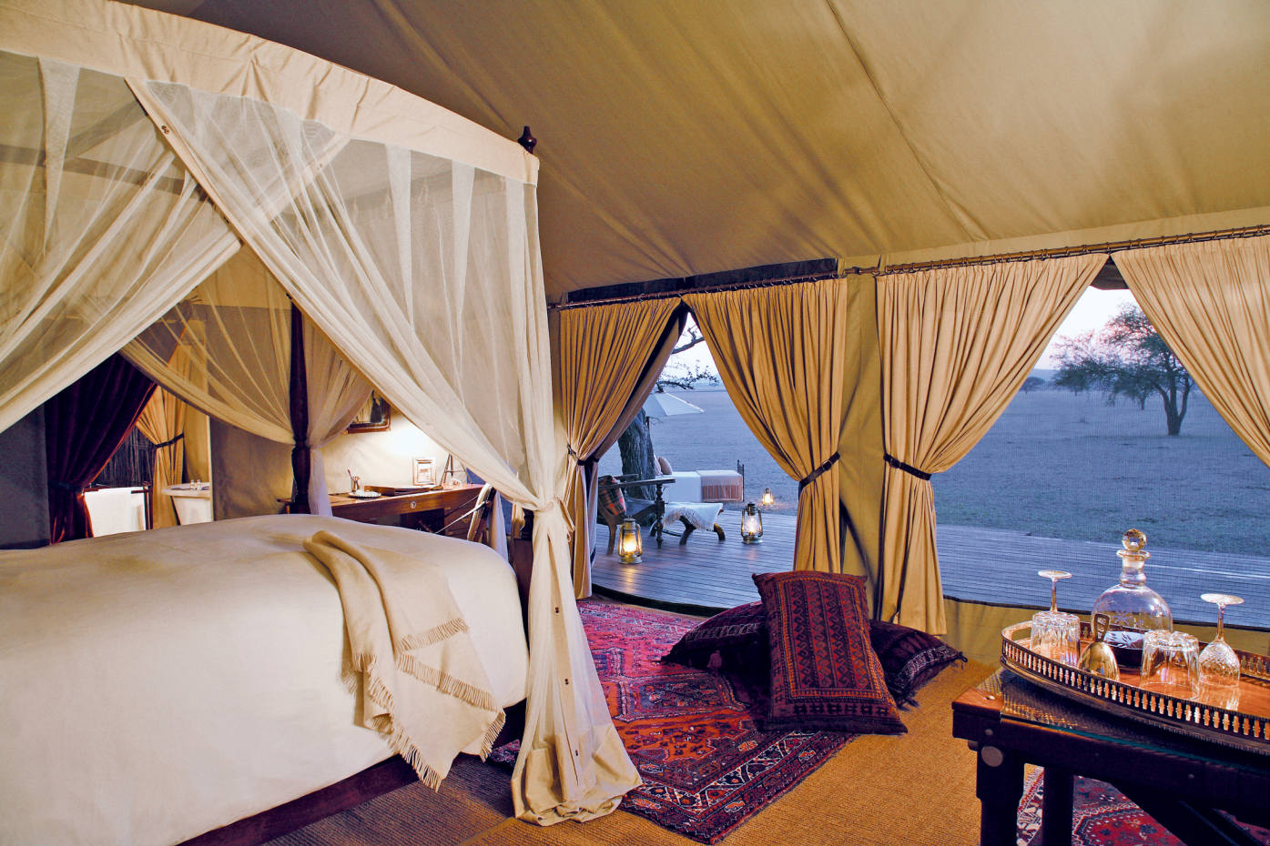 A Once In A Lifetime Private Jet Safari In Africa And Antarctica - Singita-luxury-african-game-reserve