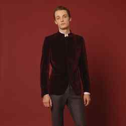 Advani London wool Bombay jacket, £765