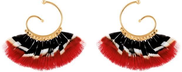 Gas Bijoux Buzios earrings, €138