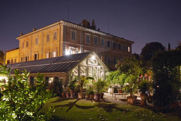 Giardino Torrigiani has been restored to its original 16th-century purpose as a botanical garden, featuring spacious greenhouses and lovingly tended beds