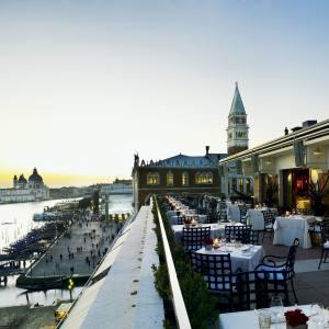 Restaurant Terrazza Danieli, Hotel Danieli, Venice
