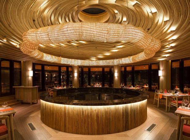 Sala Thai restaurant at Six Senses Qing Cheng Mountain