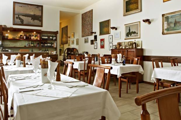 Antica Osteria Milanese, Milan