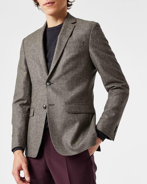 Mr Start wool jacket, £770