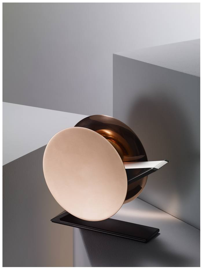 Beyond Object copper-plated tape dispenser, £100