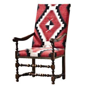 Louis XIII fauteuil, £2,025