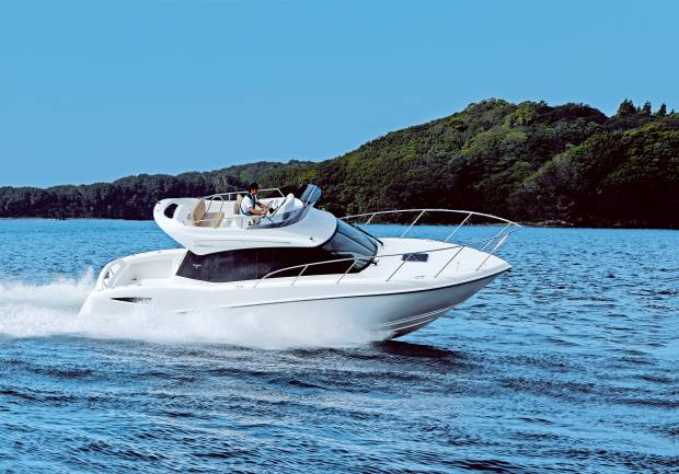 Toyota's Ponam‑28V, up to £165,000, is part of the carmaker's new range of luxury yachts