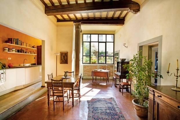 OneFineStay's Via della Chiesa home, Florence