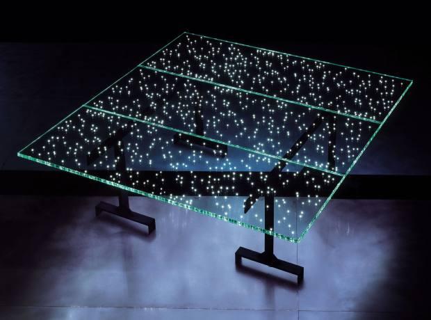 LED table by Ingo Maurer, €144,900 to order.