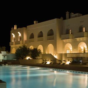 Borgo Egnazia hotel in Puglia.
