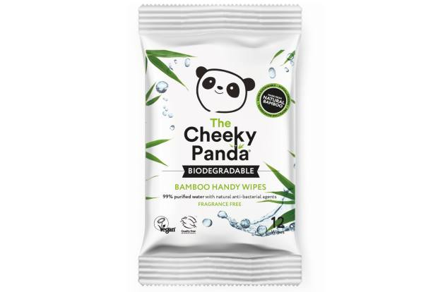 Every 630 rolls sold by The Cheeky Panda save a tree, and its bamboo wipes can biodegrade in less than five weeks