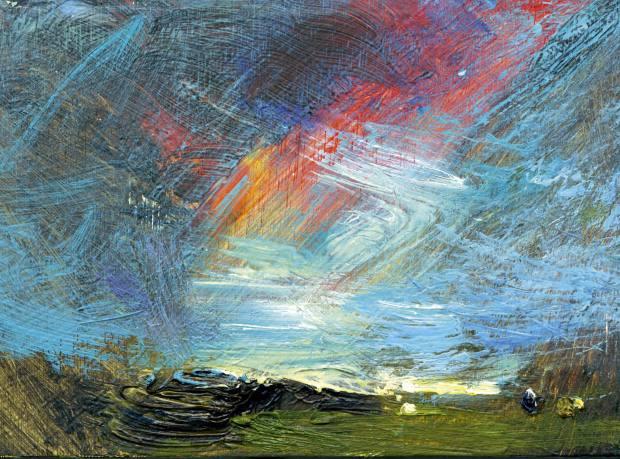 Donegal Seascape by Melita Denaro.