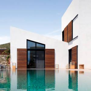 The Kaplankaya development onTurkey's Aegean coast offers five-star comfort andafocus on wellness – villas from €1.345m