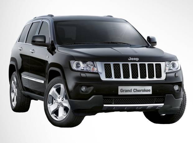 Jeep Grand Cherokee SRT, £59,630