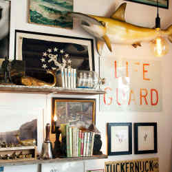 Janice Hyland and Alan Granby of Hyland Granby Antiques