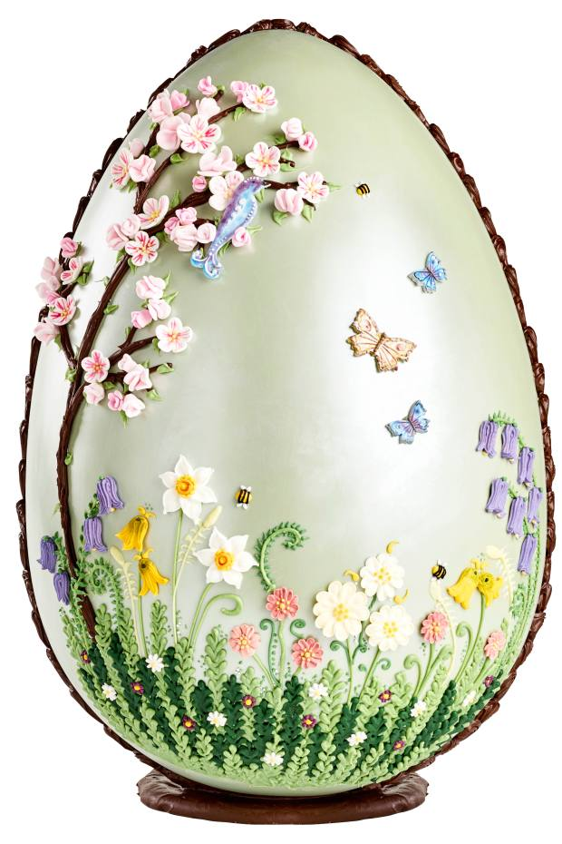 The limited edition Imperial in Bloom Egg, £250