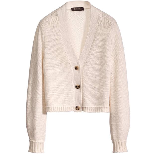 Loro Piana Matira cotton-silk cardigan, £885