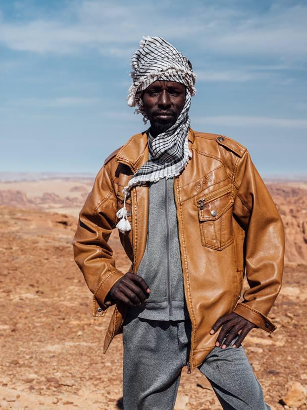 SVS Tchad guide Abderaman Dellei