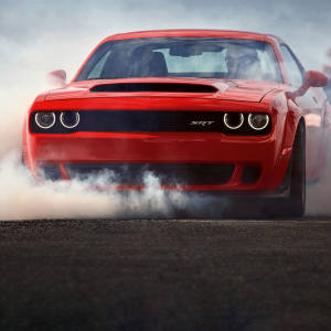Dodge claims the Demon is the fastest 0-60mph production car