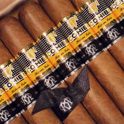 The Robusto Reserva is a very special edition of the cigar that started the Cohiba frenzy