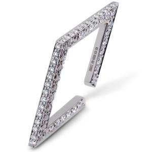 Ming Lampson diamond Kite ear cuff, £2,800