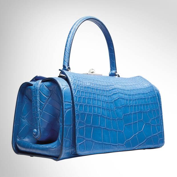 Crocodile Savoy bag, £17,000
