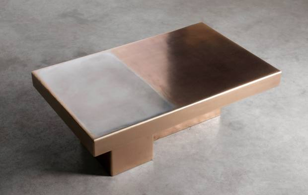 Marcin Rusak's coffee table 80, from £6,228