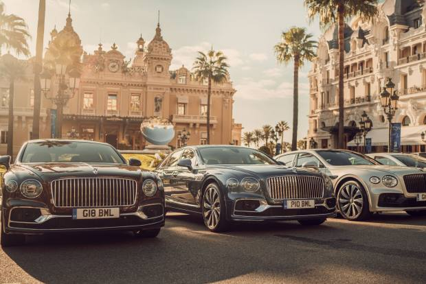 The Flying Spur can be ordered now for delivery early next year