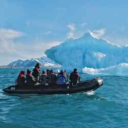 Norway's Svalbard archipelago, which the M/S Stockholm will visit from May.