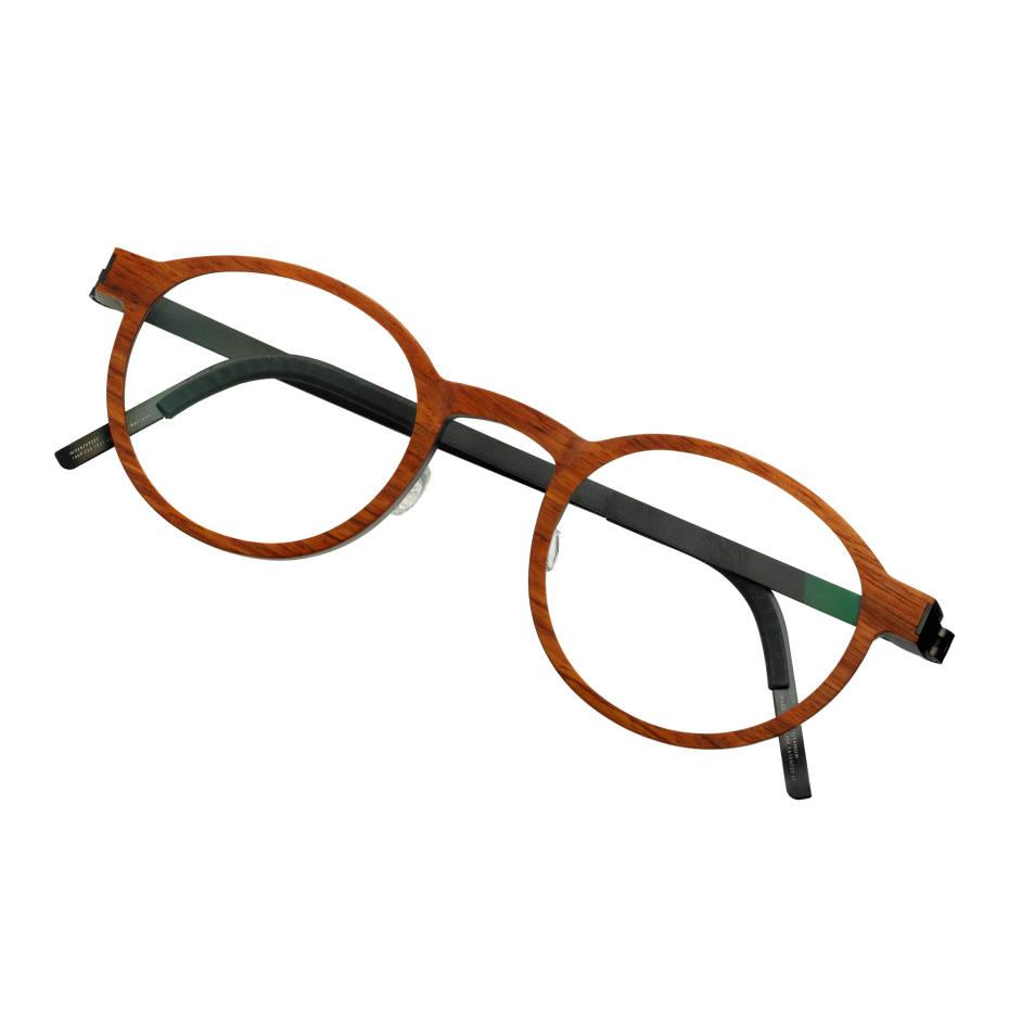 53a36cbf81e Lindberg Træ+Buffalo Titanium 1823 glasses