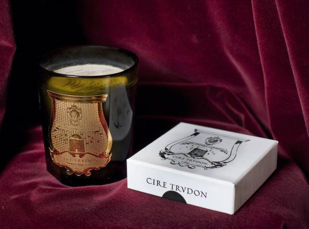 Cire Trudon Trianon candle, €68 for 270g