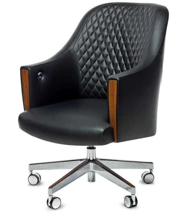 Linley desk chair, £12,950