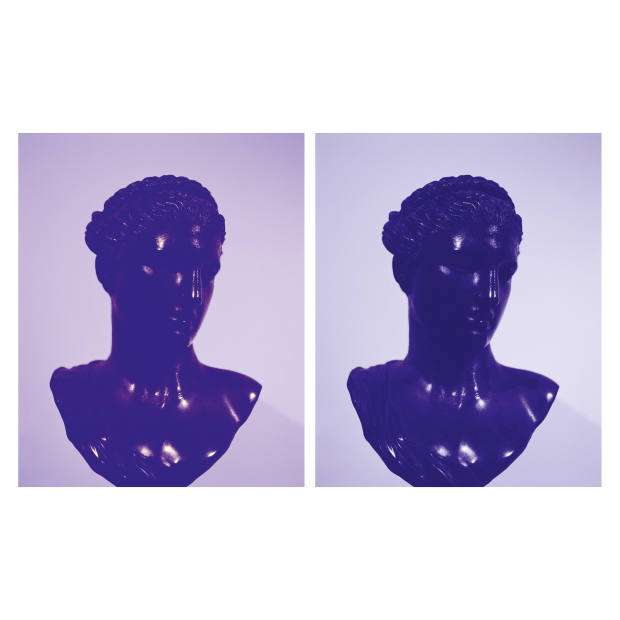 Roman Women VIII prints, 2013, by Sara VanDerBeek, works from $5,000