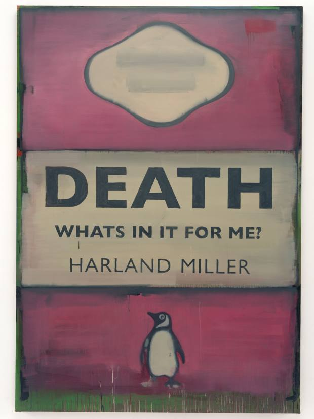 Death: Whats in it for Me?, 2007