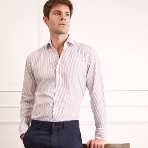 Apposta regular close-fit cotton shirt, £111