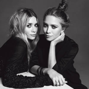 Ashley (left) and Mary-Kate Olsen