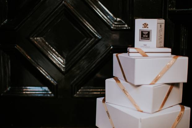Exquisite gifting from the house of Creed