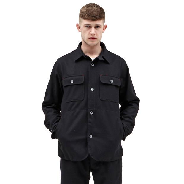 Nigel Cabourn wool Lybro overshirt, £299