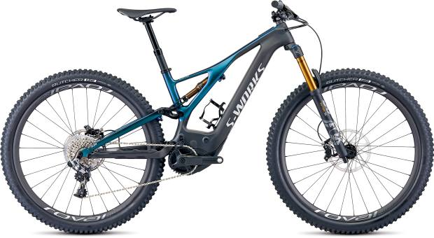 The Specialized Levo Carbon S-Works, £9,999