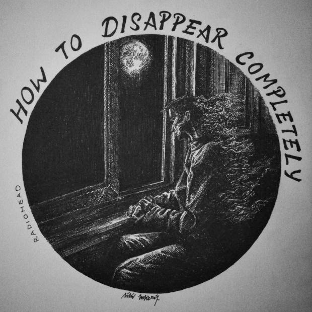 Product designer Paul Cocksedge finds Radiohead's How to Disappear Completely fires his creativity