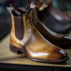 Craftsman Chelsea boots, £460