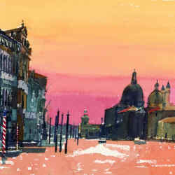 From Accademia Bridge to the Salute, £1,850