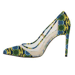 Bionda Castana pumps from the Walk in Their Shoes collection, from £375