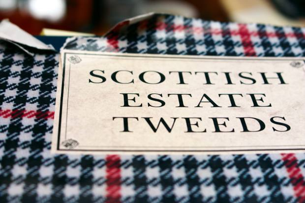 Scottish Estate Tweeds is a comprehensive guide to myriad checks and tartans