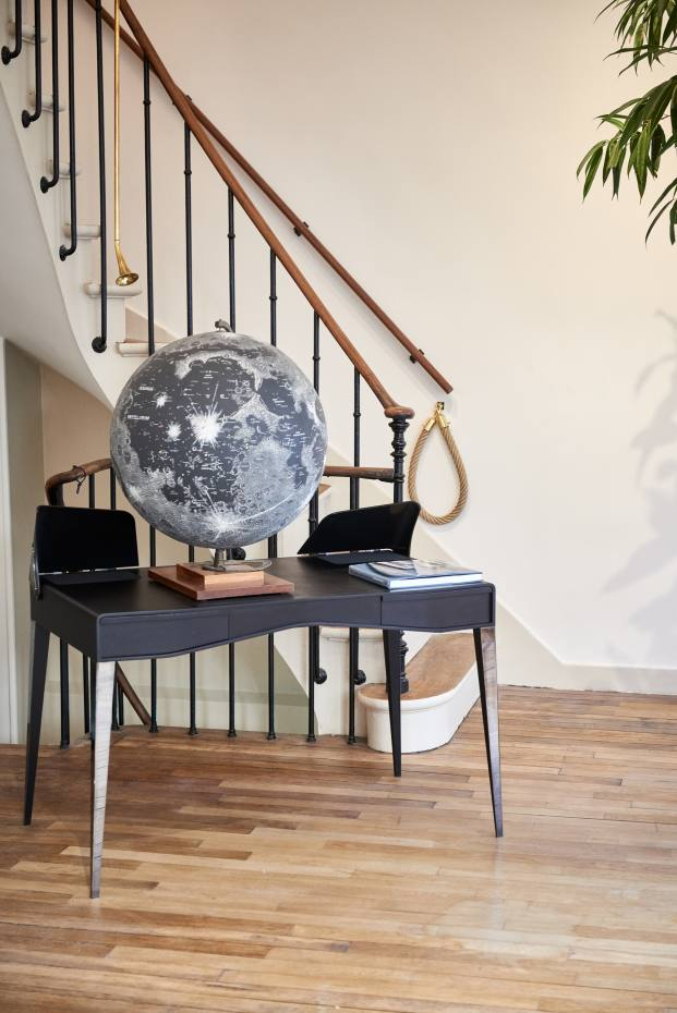 Eric Nollet moon globe, from €1,500