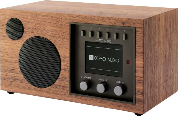 Como Audio Solo with DAB+, FM, internet and Spotify, £349, comoaudio.co.uk