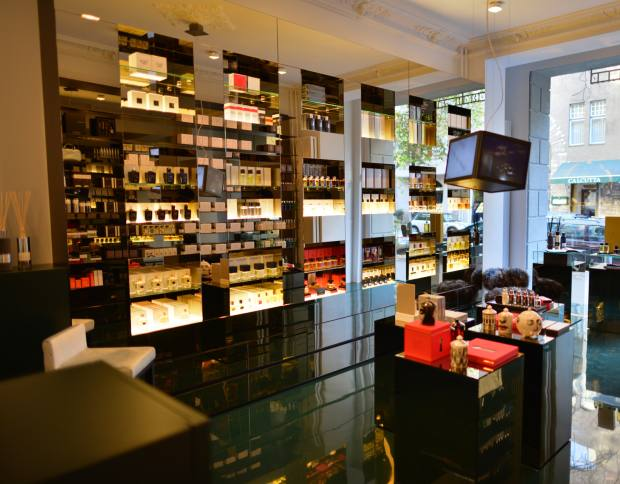 Belle Rebelle offers a wide selection of perfumes
