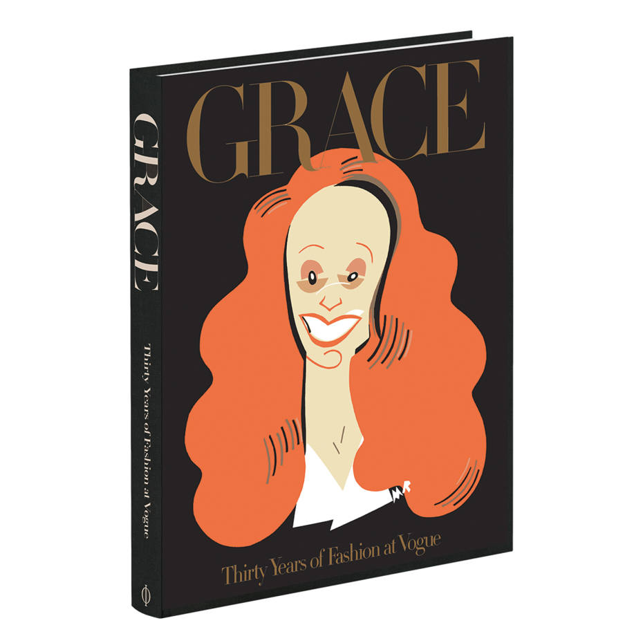Grace: Thirty Years of Fashion at Vogue, by Grace Coddington, 2002, £950 from Potterton Books